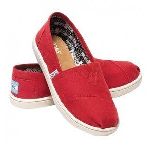 TOMS || Kids Classic Canvas Shoe